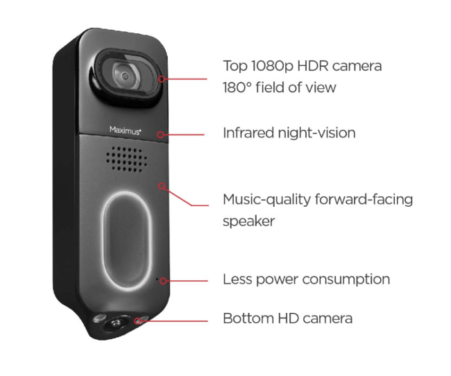 maximus smart doorbell