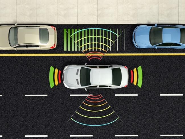 IoT proximity sensors