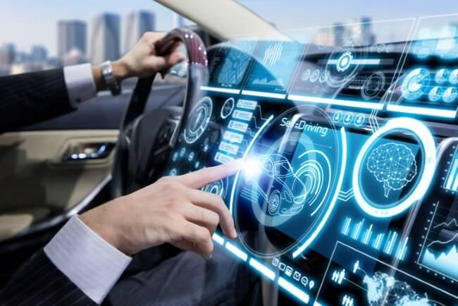 dangers of self driving car