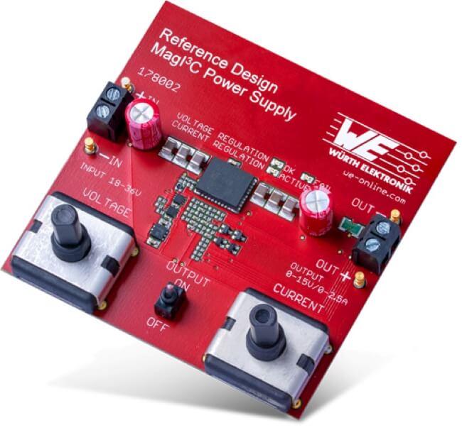 Würth Elektronik 'MagI³C Power' DC/DC Converters