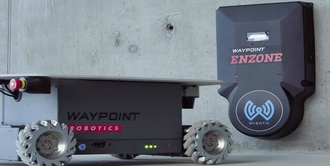 waypoint enzone wireless charging