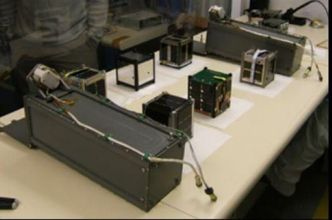 cubesat launch