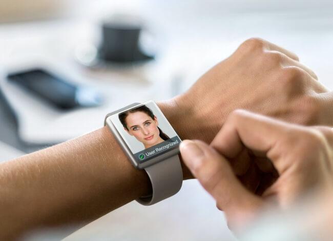 infared led osram smartwatch