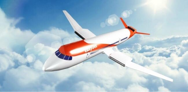 hybrid evtol plane