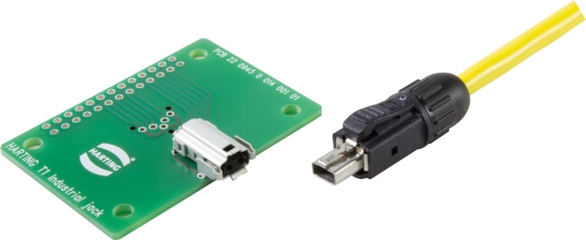 harting single pair ethernet