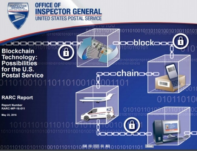 blockchain uses in supply chain