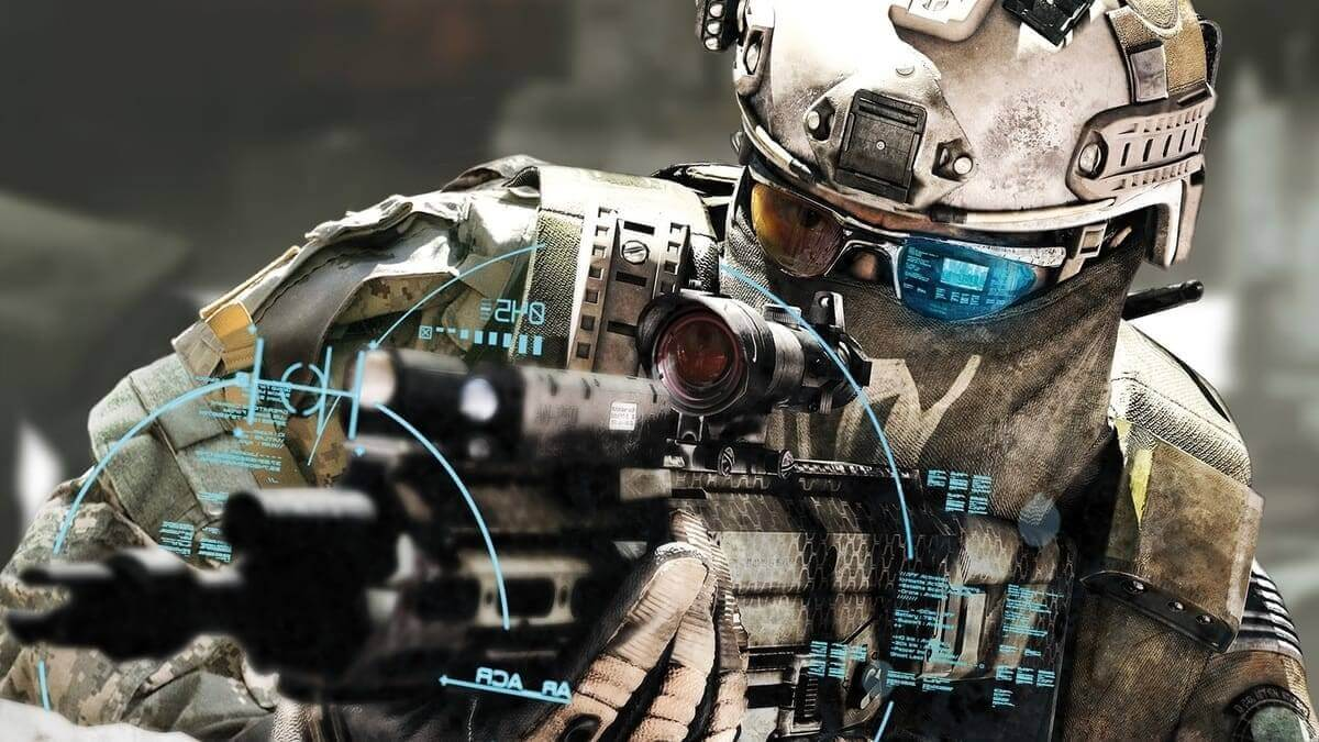 ghost recon augmented reality