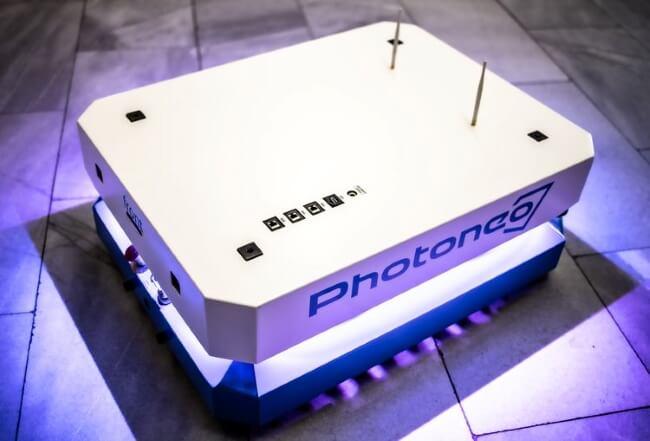 Phollower 100 mobile platform