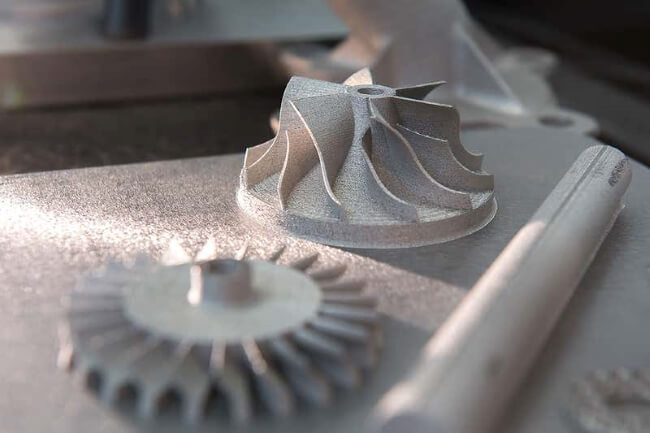 3D Metal Printing Is Taking Over From Plastics