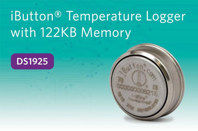 DS1925-temp-logger