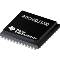 Texas Instruments – RF-Sampling ADC directly samples input