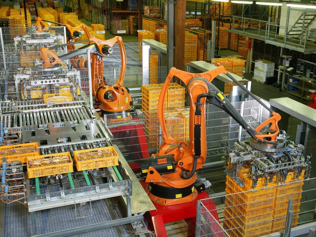 New safety standards for industrial robots by 2021