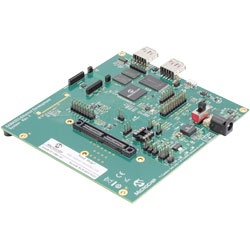 Mouser – Ethernet development system board for evaluating ethernet