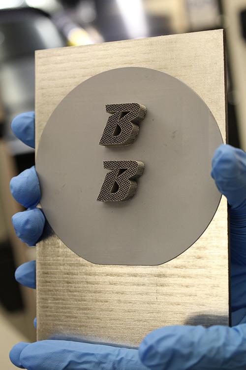 Binghamton-University-logo-printed-on-silicon